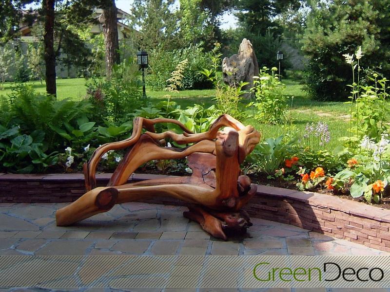 Садовая мебель варианты исполнения